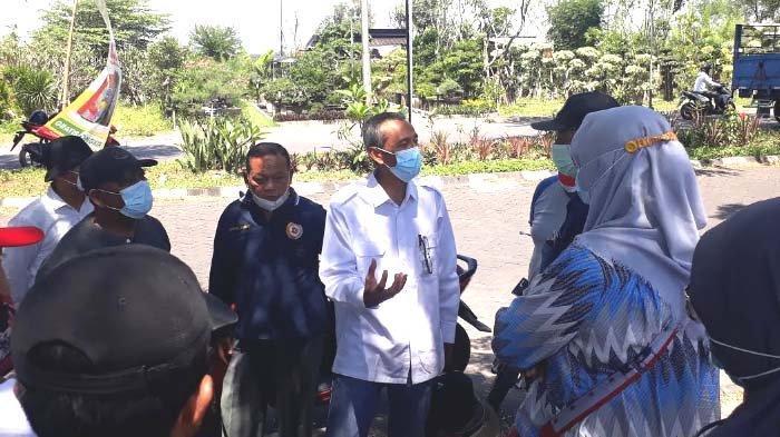 Puluhan Tahun Warga Perumnas DKB Gresik Tuntut Fasum - Fasos, begini Respons Pengembang