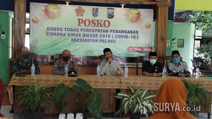 Jika Penyebaran Covid-19 Tinggi, Bupati Tuban Perbolehkan Desa Lakukan Karantina Wilayah