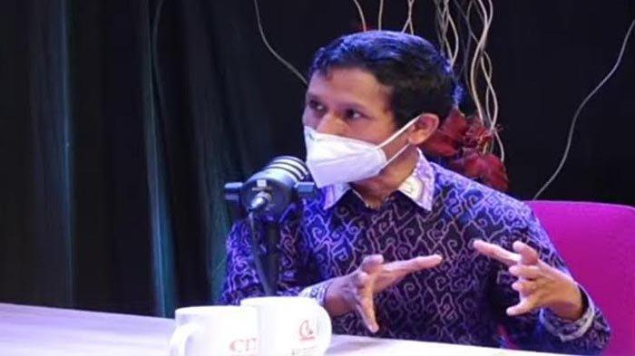 Psikolog Keluarga Fathul Munir Berbagi Cara Dampingi Anak di Dinas Pendidikan Kota Surabaya