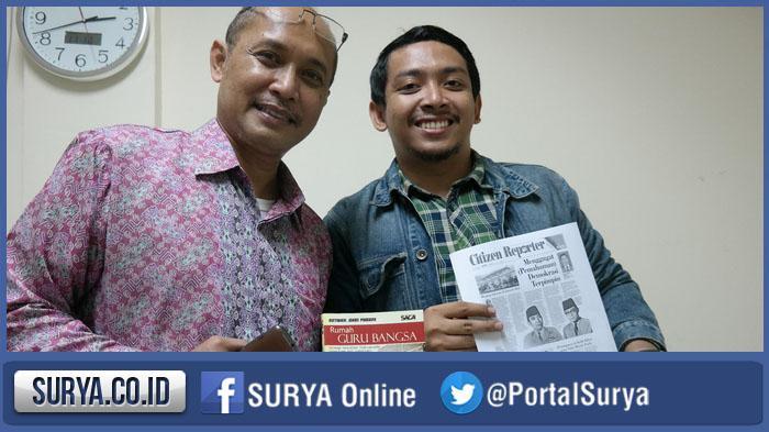Johan Pradana : Tawaran dari Penerbit Dianggap Spam, Cerita Inspiratif Cipo