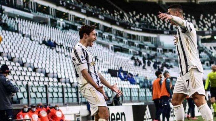 Hasil Skor Atalanta vs Juventus: 1-2, Gol Federico Chiesa Bawa Nyonya Tua Jadi Juara Coppa Italia