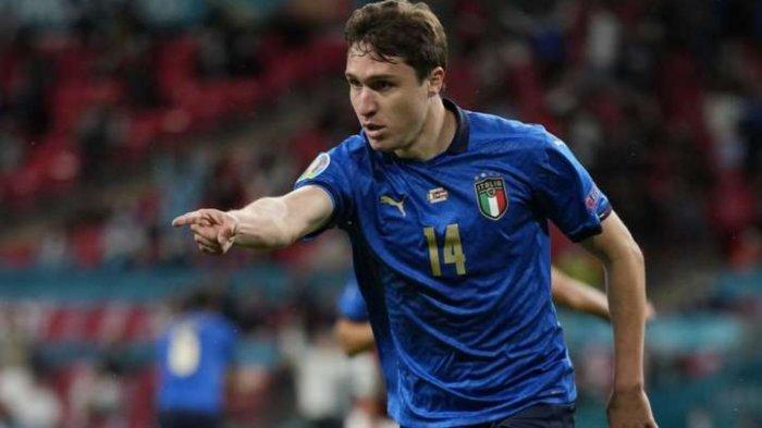 Live Skor Italia vs Spanyol Semifinal UEFA Nations League: Federico Chiesa Starter