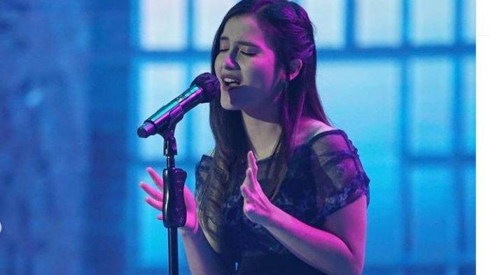Femilia Sinukaban, salah satu peserta yang akan tamil di Final Showcase Indonesian Idol 2021 malam ini Senin (28/12/2020)