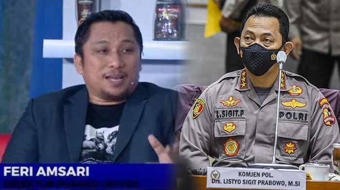Besok Kapolri Baru Listyo Sigit Prabowo Dilantik? Pengamat: Presiden Harus Jelaskan Pilihannya