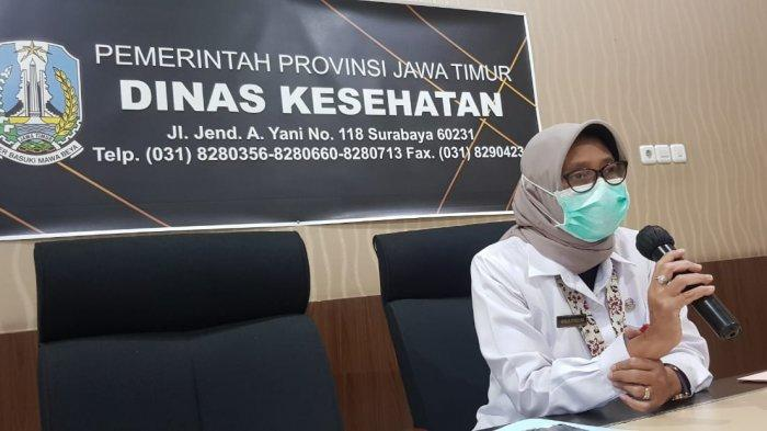 Dinkes Jatim Siagakan 6 RS di Surabaya untuk Pasien Covid-19 Rujukan dari Bangkalan