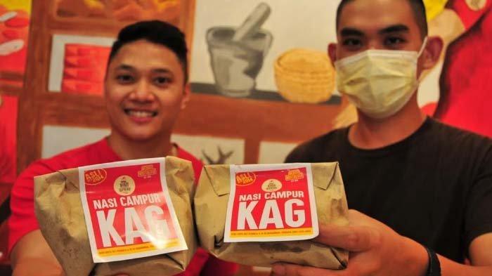 Owner KAG (Kakkk Ayam Geprek) Ferry Setiawan Bertahan lewat Inovasi meski Pasar Belum Kembali