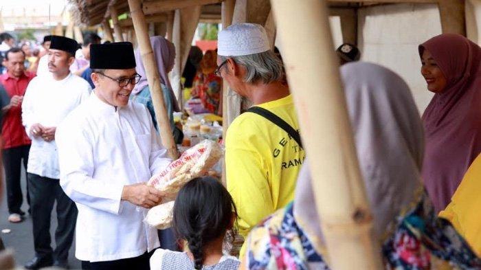 Pemkab Banyuwangi Fasilitasi Usaha Kuliner Mikro Berburu Berkah Ramadan