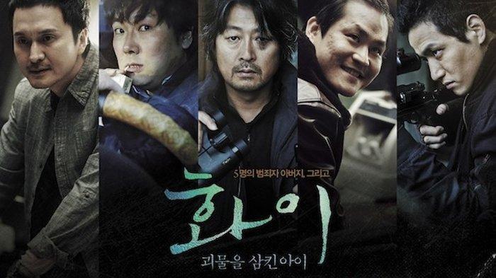 Sinopsis Film Hwayi: A Monster Boy Tayang Hari ini Jam 21.30, Bocah 14 Tahun Dididik 5 Ayah Kejam
