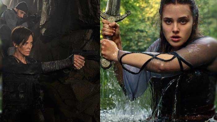 Film Laga The Old Guard dan Serial Fantasi Cursed Segera Hadir di Netflix, Cerita Prajurit Bayaran