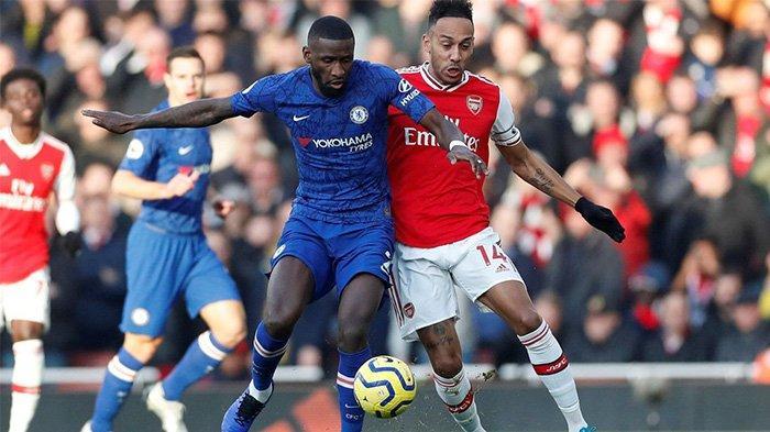 Link Live Streaming Arsenal vs Chelsea: Lampard Kehilangan Tiga Pemain Penting di Boxing Day