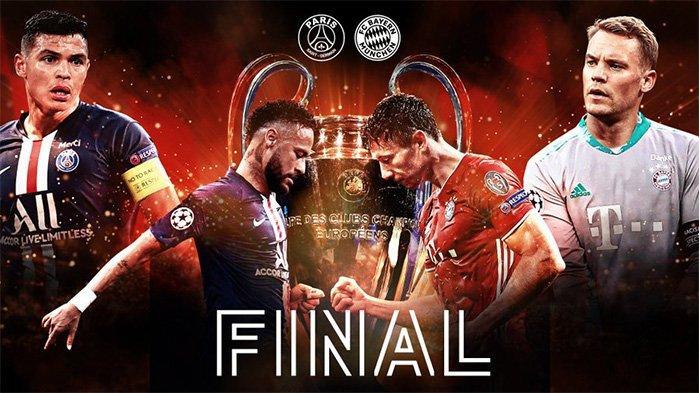 Sedang Berlangsung! Link Live Streaming Bayern vs PSG, Susunan Pemain di Babak Pertama