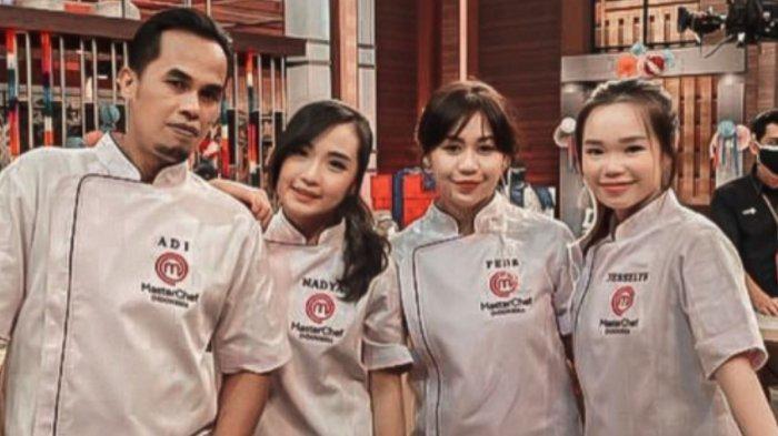 Total Hadiah Juara 1 & 2 MasterChef Indonesia Season 8, Hadiah Untuk Lord Adi Dinilai Jomplang