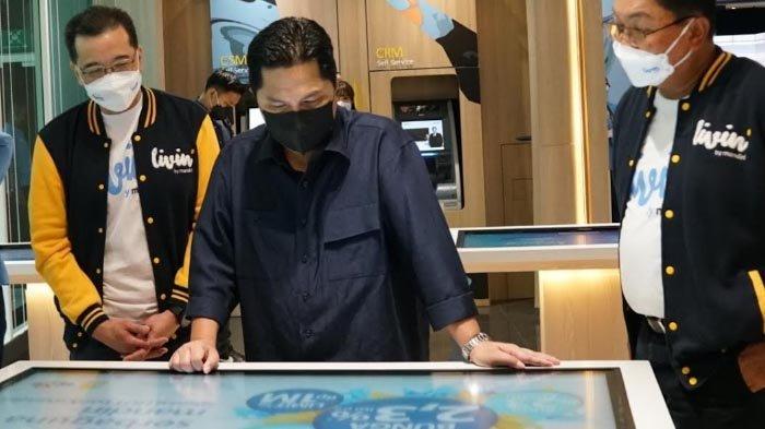 HUT Ke-23, Bank Mandiri Luncurkan New Livin' by Mandiri