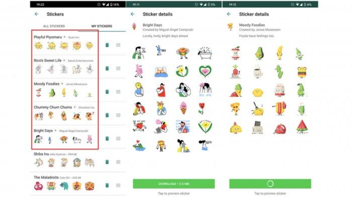 Cara Buat Stiker Animasi Wa Whatsapp Bergerak Terbaru Langkah Membuatnya Mudah Halaman All Surya
