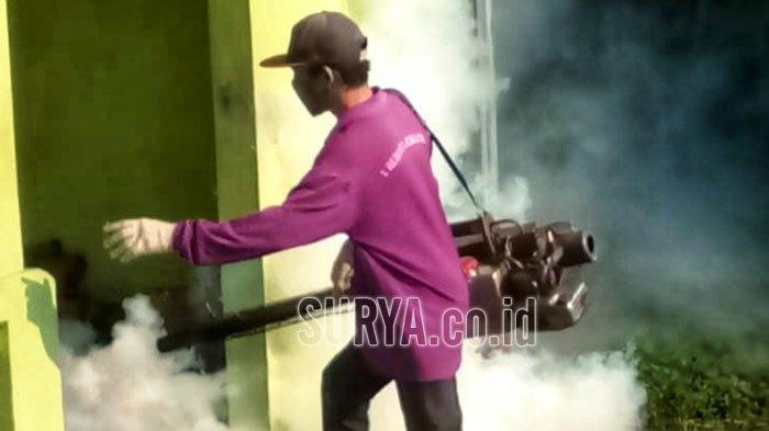 Pacet Menempati Ranking ke-2 Penderita DBD Terbanyak di Mojokerto, Diduga Ada Nyamuk Kiriman