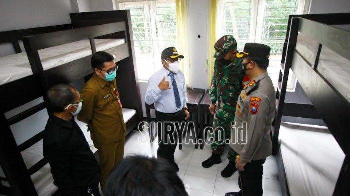 Safe House Rusunawa UB Malang untuk Pasien Covid-19 Belum Difungsikan, Ini Sebabnya