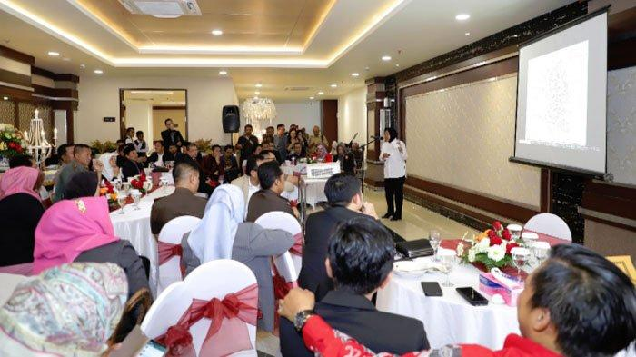 Forkopimda Kompak Antisipasi Cuaca Ekstrem,Gelar Rapat Mitigasi Bencana di Gedung DPRD Surabaya