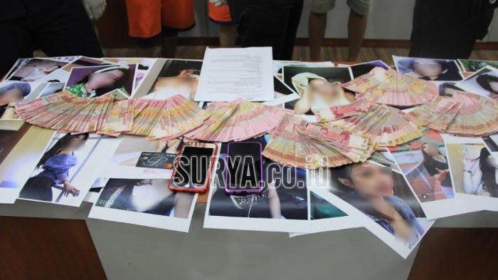 Prostitusi Online di Surabaya, Ada 600 Cewek yang Ditawarkan Tiga Mucikari Via FB dan WA