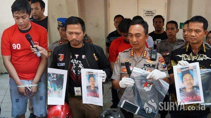 DOR, Begal Kejam Asal Balongsari Surabaya Tewas di Tangan Petugas, Selalu Bawa Pisau Penghabisan