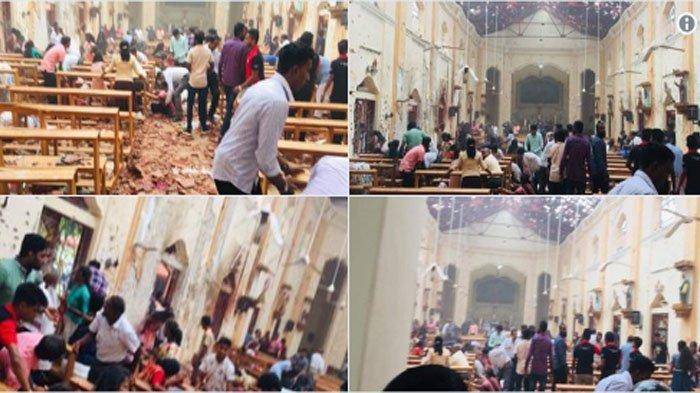 Bom Sri Lanka Bentuk Aksi Balas Dendam Teror di Masjid Selandia Baru, 310 Orang Meninggal Dunia