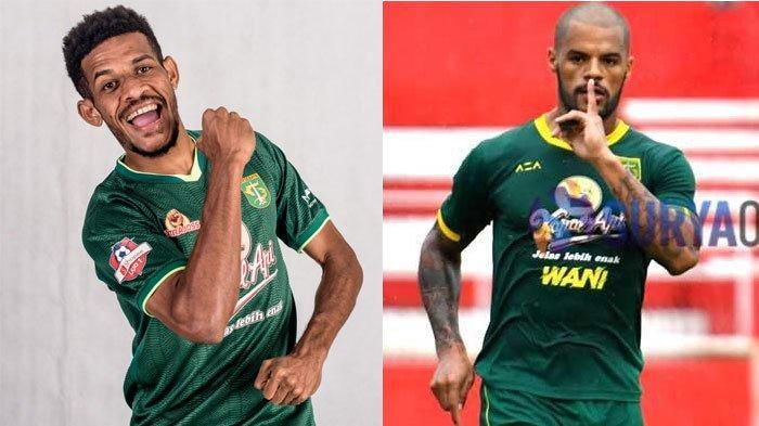 Berita Persebaya Hari ini Populer: Kesibukan Ricky Kambuaya, David da Silva Dukung Liga 1 Lanjut