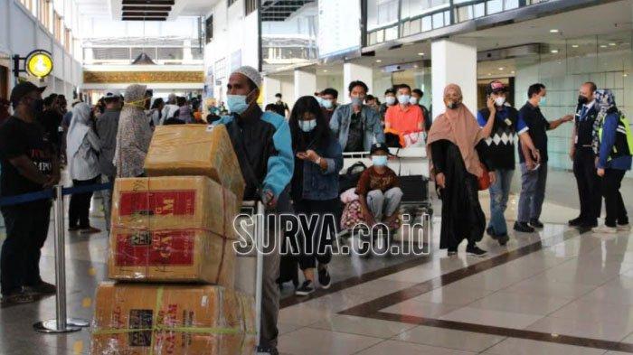 Daftar Pintu Masuk Internasional, Darat Laut dan Udara, Khusus Bandara Hanya Jakarta dan Manado,