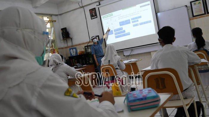 Sekolah Tatap Muka Direncanakan Juli 2021, Ini Penjelasan Pemkot Malang