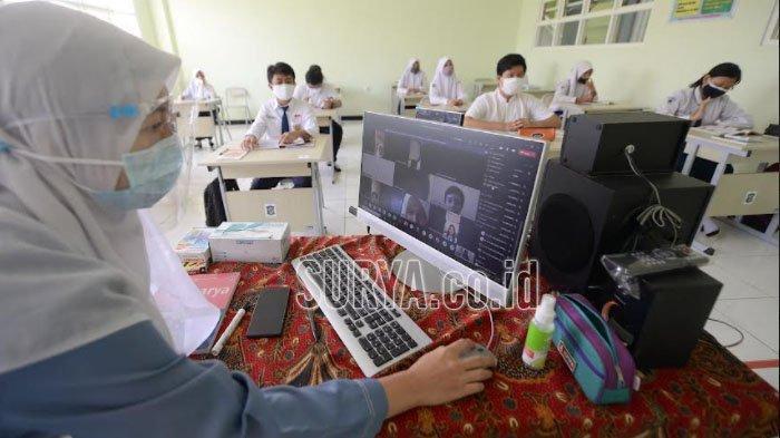 Kabupaten Lumajang PPKM Level 2, PTM akan Digelar dengan Jumlah Siswa 50 Persen