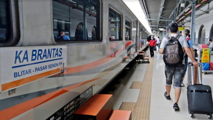 KAI Berlakukan Gapeka 2021, Ada Perubahan Jadwal Perjalanan Kereta Api