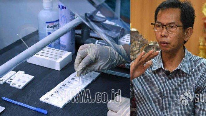 Pengakuan Ketua DPRD Surabaya Terpapar Virus Covid-19 : Saya Lengah