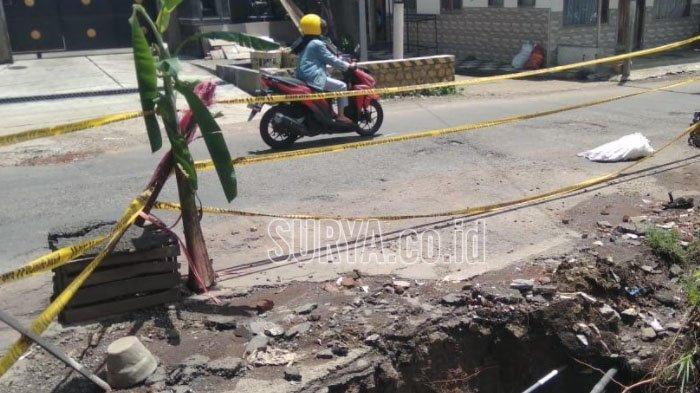 Jelang Lebaran 2021, Tiga Ruas Jalan di Kota Batu Diperbaiki