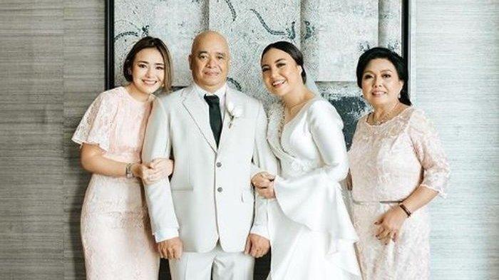 Biodata Ramon Gauna Lugue Ayah Amanda Manopo yang Positif Covid-19, Terungkap Pekerjaannya