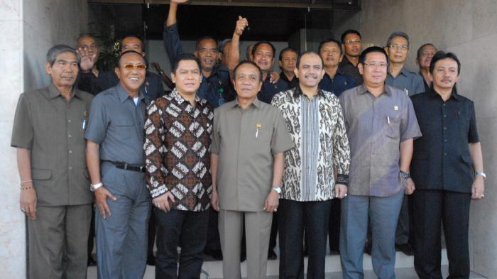 Komisi III DPR RI Dicurhati Hakim,  Soal Dana Pensiun Tak Sampai 5 Persen