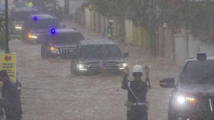 Tips Mengemudi Terobos Banjir, Mobil Diesel Lebih Ampuh, Ini Penjelasan Toyota Astra