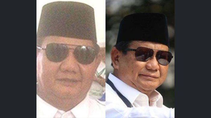 Foto Pria Pekanbaru Mirip Prabowo Viral di Whatsapp (WA), Sempat Bikin Heboh para Pendukung