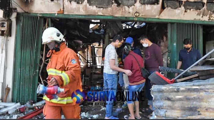 Fakta-Fakta Kebakaran Ruko Jalan Kranggan Surabaya Hingga Tewaskan Satu Keluarga, 5 Meninggal