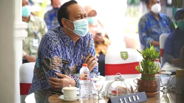 BREAKING NEWS - Sekda Kota Madiun Rusdiyanto Meninggal Dunia
