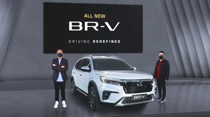 Generasi Kedua All New Honda BR-V Dikenalkan, Full Fitur Canggih Sekelas Mobil Premium