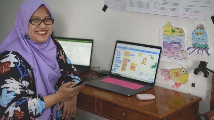 Kini di Kelasku Digital Surabaya Anak Bisa Bikin Game ...