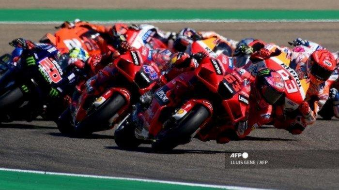 Jadwal MotoGP Amerika 2021, Malam Ini Pukul 02.00, LIVE TRANS7, Link Live Streaming Vidio