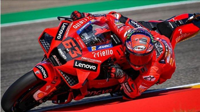Francesco Bagnaia, Pembalap Ducati Lenovo