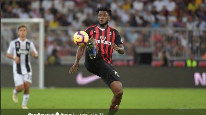 Franck Kessie masih ogah membubuhkan tanda tangan perpanjangan kontrak di AC Milan