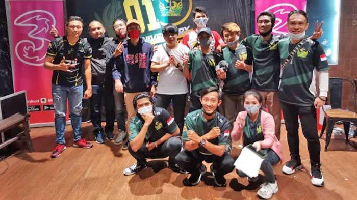 480 Gamers Freefire Baku Tembak Rebutkan Tropi Kill The LAst Surabaya