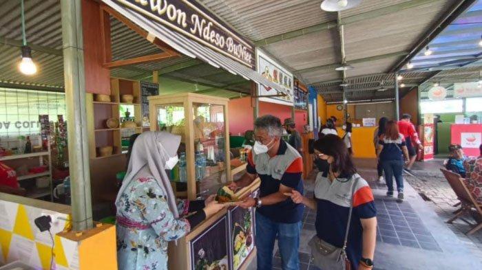 Fresh Market sebagai Nilai Tambah pada Produk dan Fasilitas di CitraHarmoni