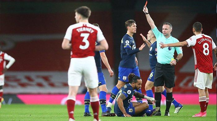 Hasil Arsenal vs Southampton: Skor Akhir Imbang 1-1, Soton Gagal Taklukkan 10 Pemain The Gunners