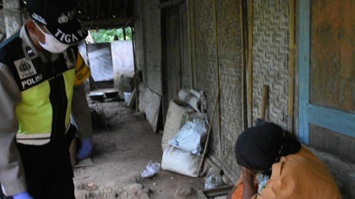 Nenek Katinem Hidup Sendiri, Rumahnya dari Anyaman Bambu, Tak Pernah Tersentuh Bantuan Pemerintah