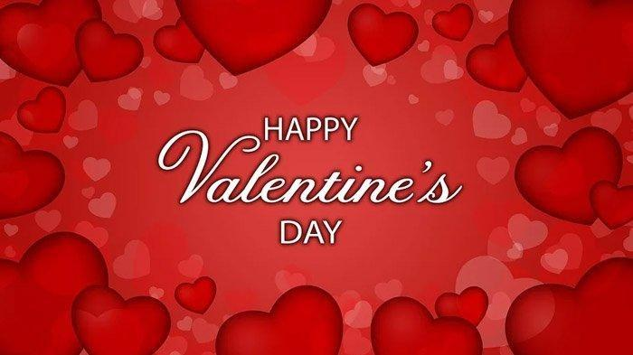 Gambar & Animasi Ucapan Hari Valentine 2020, Langsung Download & Kirim Via Whatsapp (WA) ke Pacar