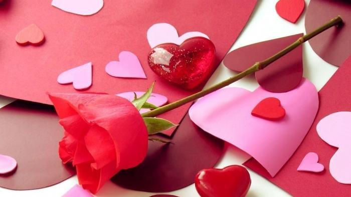 Gambar Ucapan Hari Valentine 2019, Cocok Dikirim Via Whatsapp (WA) untuk Pacar Agar Lebih Romantis