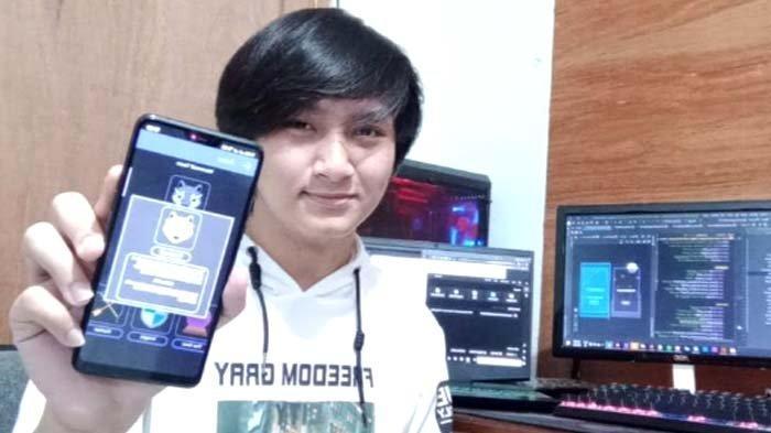 Dua Mahasiswa UC Surabaya Ciptakan Game Keluarga tanpa Internet untuk Mengoperasikan
