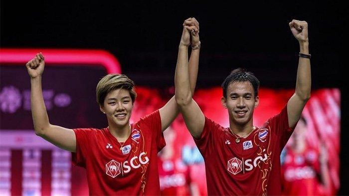 LENGKAP Hasil Final Toyota Thailand Open 2021 Hari Ini, Minggu 24 Januari: Berikut Daftar 5 Juara
